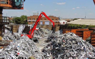 Bioprocesos para el reciclaje de metales